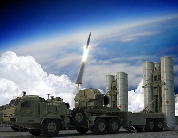 Russia's S-500 Air Defense System capable of hitting Hyper-sonic Missiles  in Space   Cosmos Chronicle